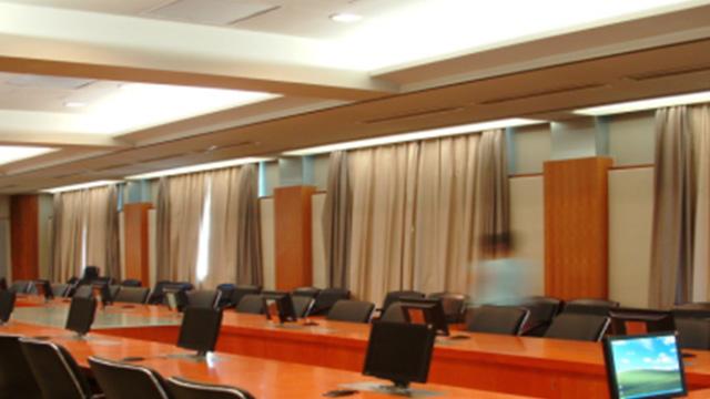 南甯宏桂集團多媒體電視電話會議室